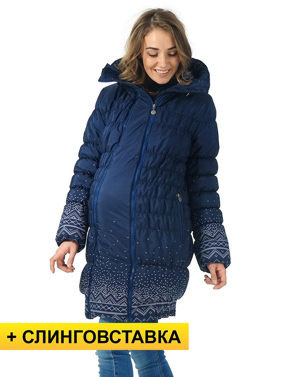 9c5bb4344264 Фото Куртка зимняя 3в1 I love mum Исландия вязаные узоры для беременных и  слингоношения от магазина